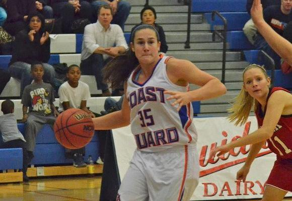 Ward Double-Double Leads Bears Past Wheaton