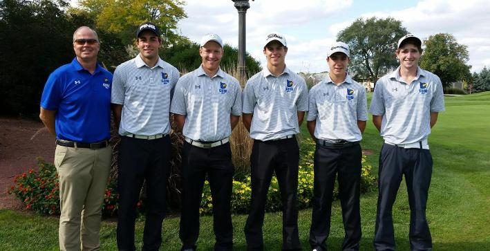 Records fall for Men's Golf at MSOE Invite