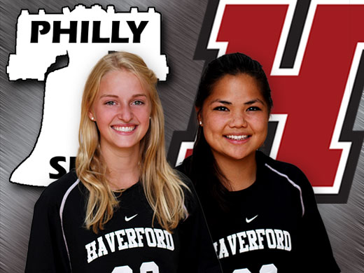 Academic all-area women's soccer team tabs two from Haverford