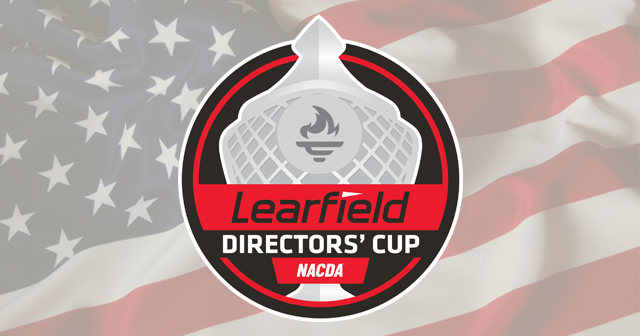 CMS at No. 12 in Final Fall Directors Cup Standings