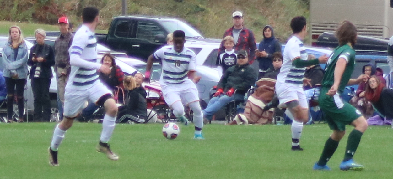 Hornet men's soccer unable to keep up with SUNY Canton