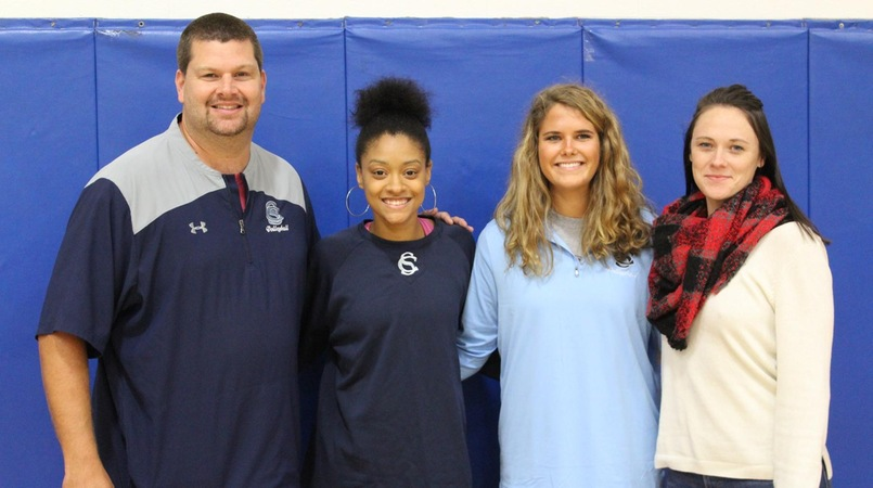 Ariana Smith, Aly Lemons Named to TCCAA All-Conference Team