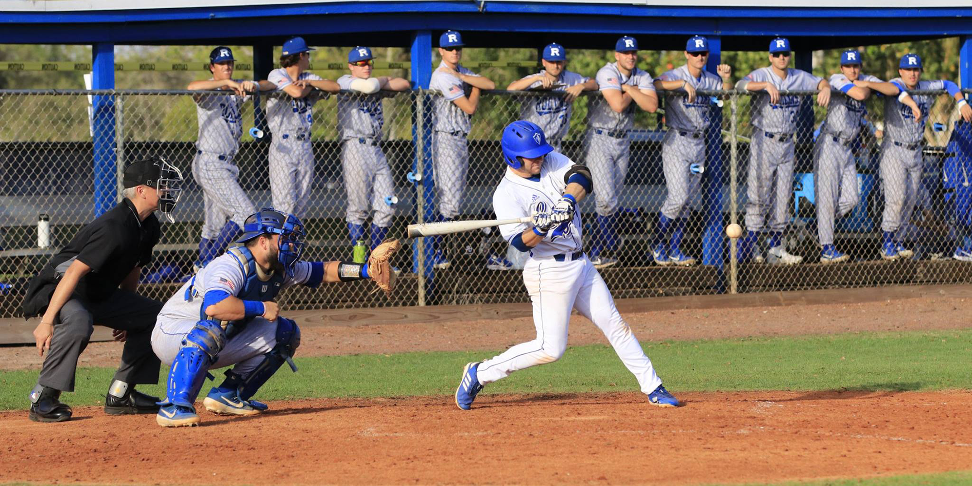 Baseball Grounded by Embry-Riddle Friday Night