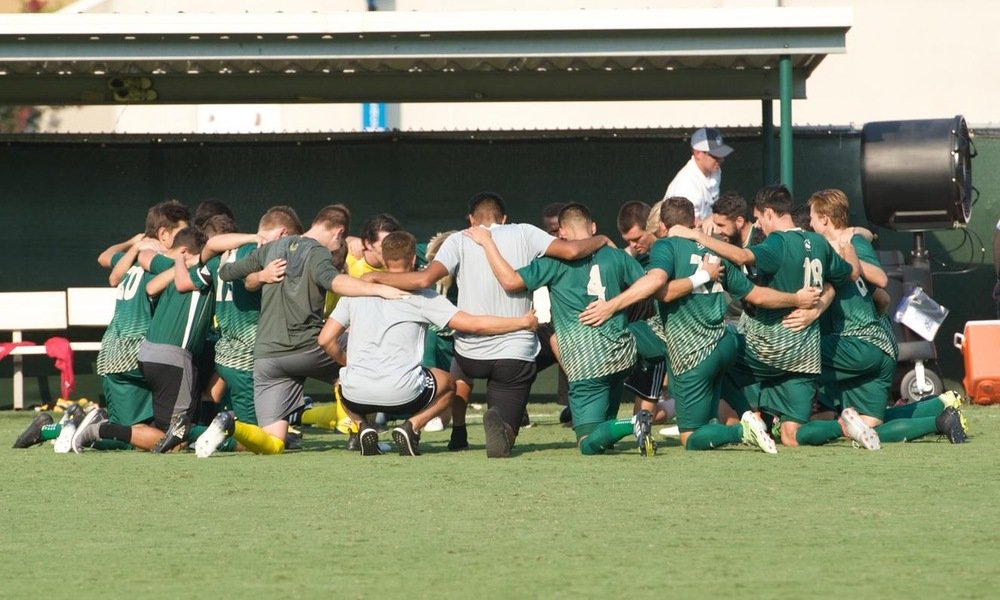 MEN'S SOCCER BATTLES UCSB TO SCORELESS DRAW IN HEATED AND EMOTIONAL MATCH