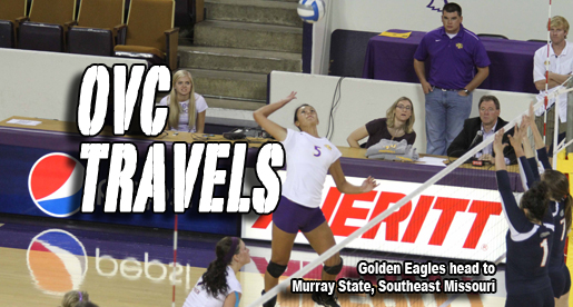 Golden Eagles continue OVC play on the road with two matches