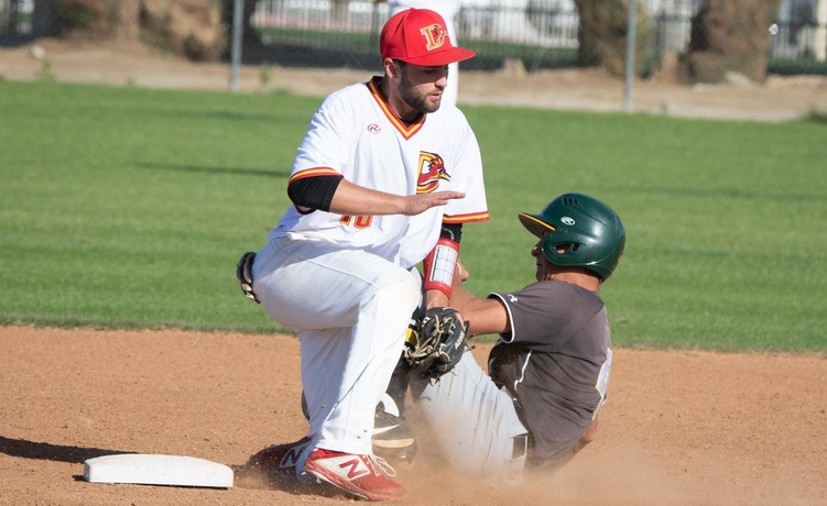COD Baseball rolls a 4-hit shutout of the Arabs, shatters 14-game losing streak, 3-0