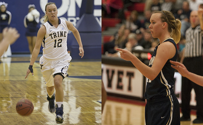 For Trine's Recker, Basketball is a Way of Life