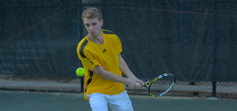 Men's Tennis Drops Conference Match to John Carroll