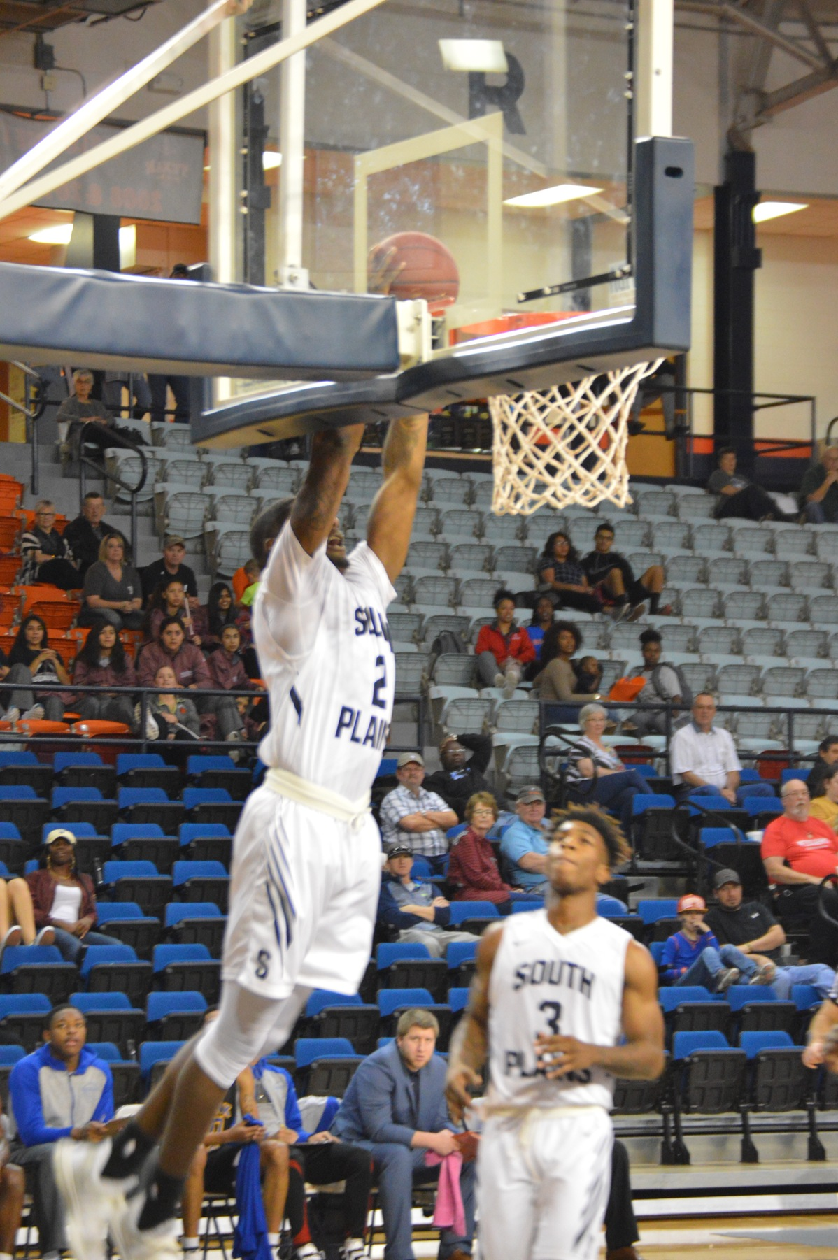 Balanced offensive attack leads No. 3 South Plains past Frank Phillips 93-59 Saturday at the Texan Dome