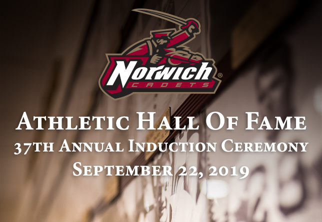 2019 Norwich University Athletic Hall of Fame Class