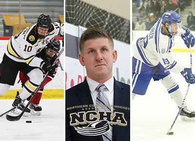 NCHA Men's All-Conference, All-Freshmen Teams Released