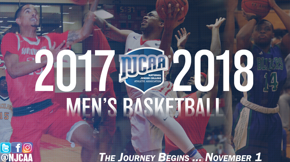 2017-18 men's basketball important dates
