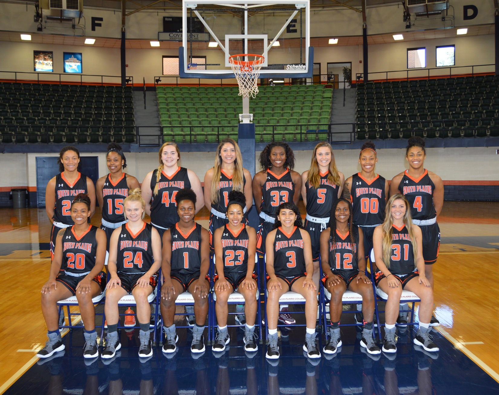 Kuehne scores 15, Lady Texans improve to 4-1 with 77-39 win over SWCID