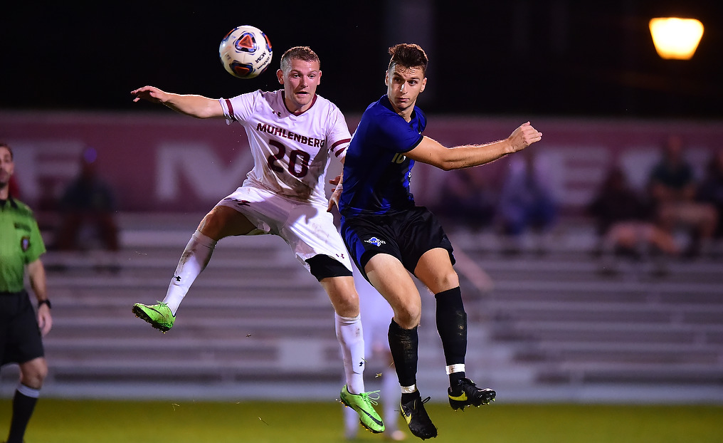 F&M Battles Muhlenberg in Scoreless Tie