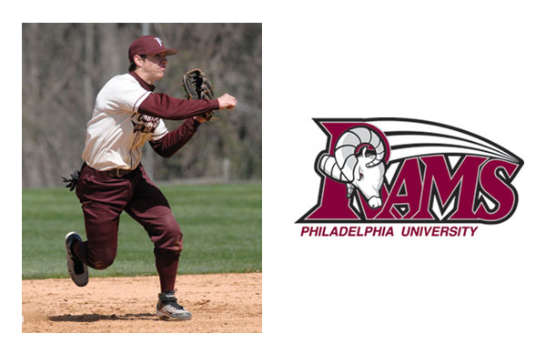 PHILADELPHIA'S TYLER MENTZER CHOSEN CACC BASEBALL PLAYER OF THE YEAR