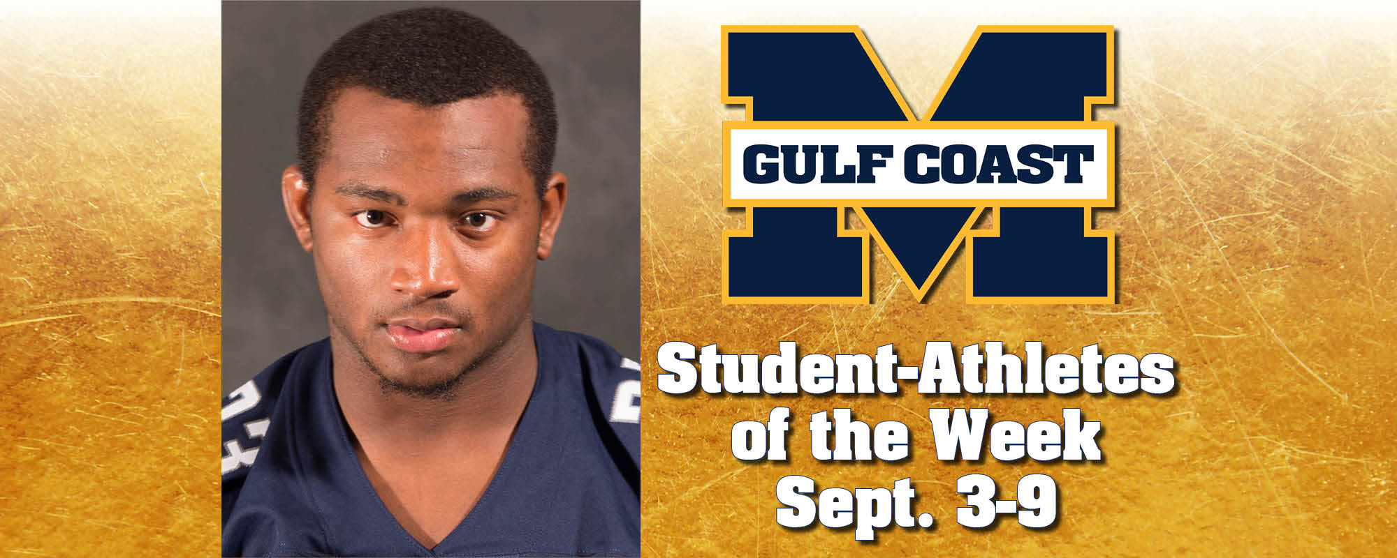 Townsend named MGCCC Student-Athlete of the Week