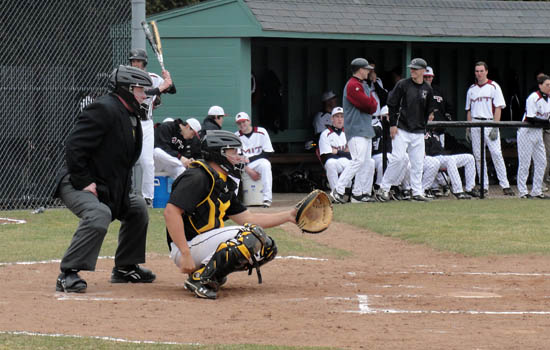 Baseball Drops Northern Opener