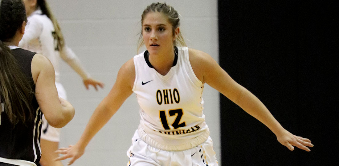 Defense Carries Women's Basketball To 64-61 Win Over Quincy