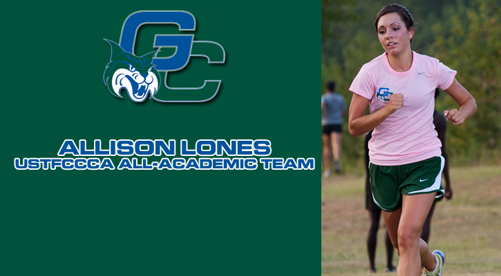 Lones Named to USTFCCCA All-Academic Squad