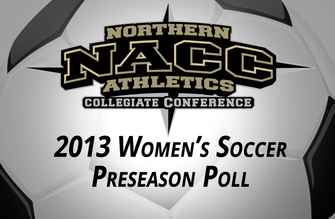 Women's Soccer Picked Fourth in NACC Preseason Poll