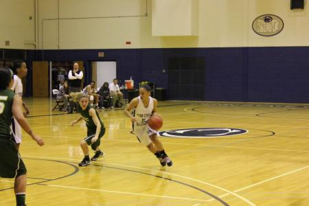Women's Basketball Cashes in PSUAC Win Over Wilkes-Barre