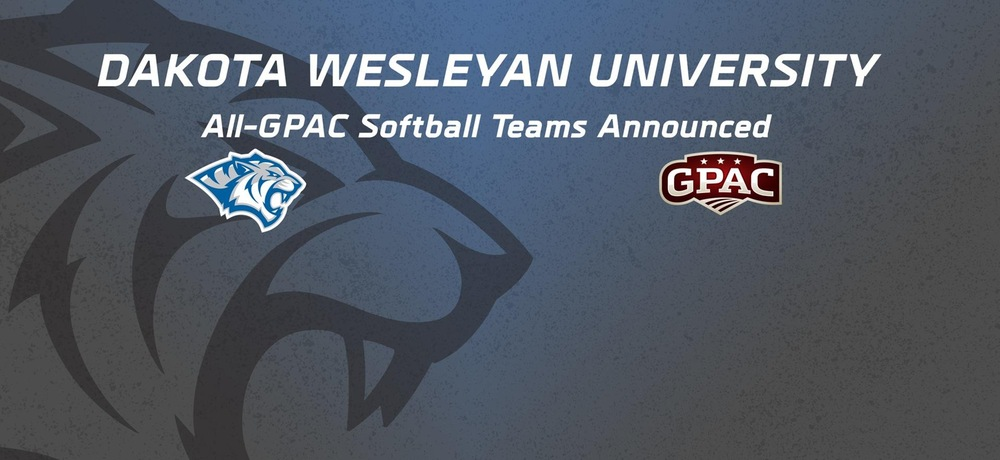 Softball honored with five All-GPAC members