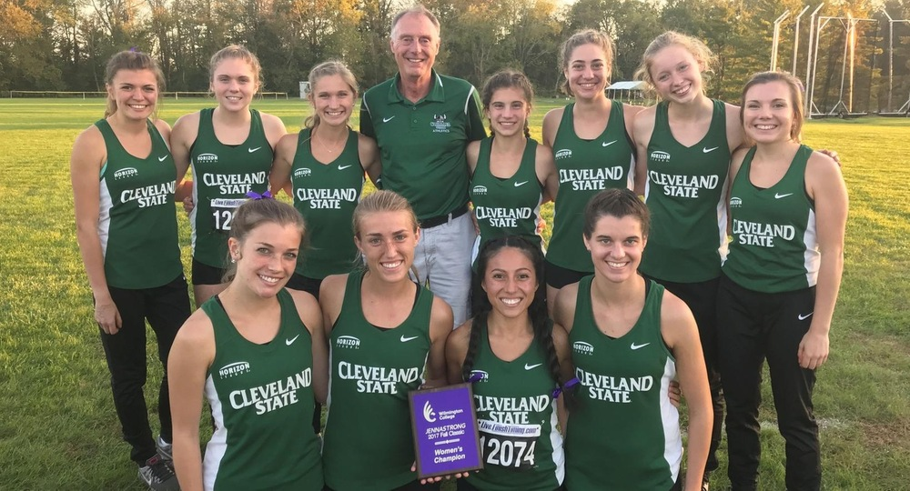 Barrientos Breaks CSU 5K Record; Vikings Finish First At Jenna Strong Fall Classic