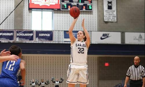Defense Propels Eagles Past St. Mary's, 75-40, on Wednesday