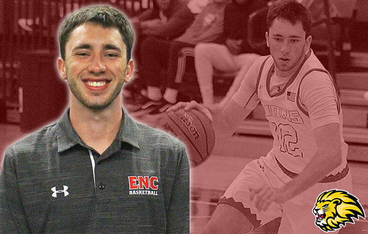 Jacob Waldroop Returns as Men's Basketball Assistant Coach