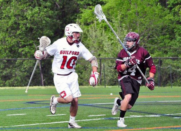 Guilford Drops 12-10 Men's Lacrosse Game With Birmingham Southern