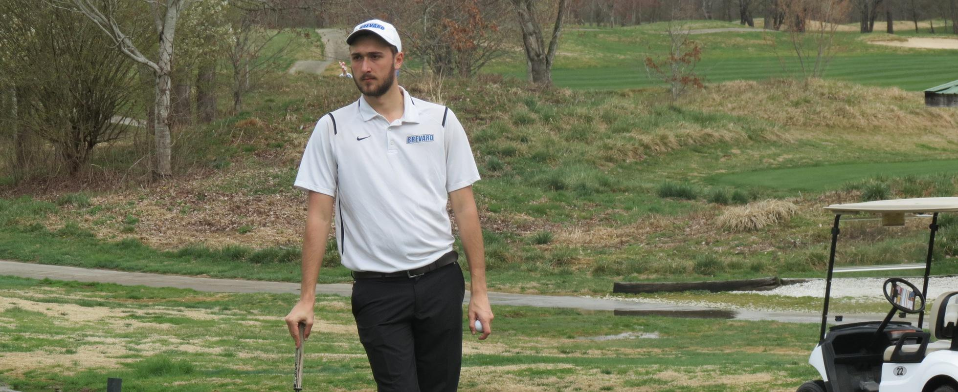 Brevard Men's Golf Tees Off Sunday