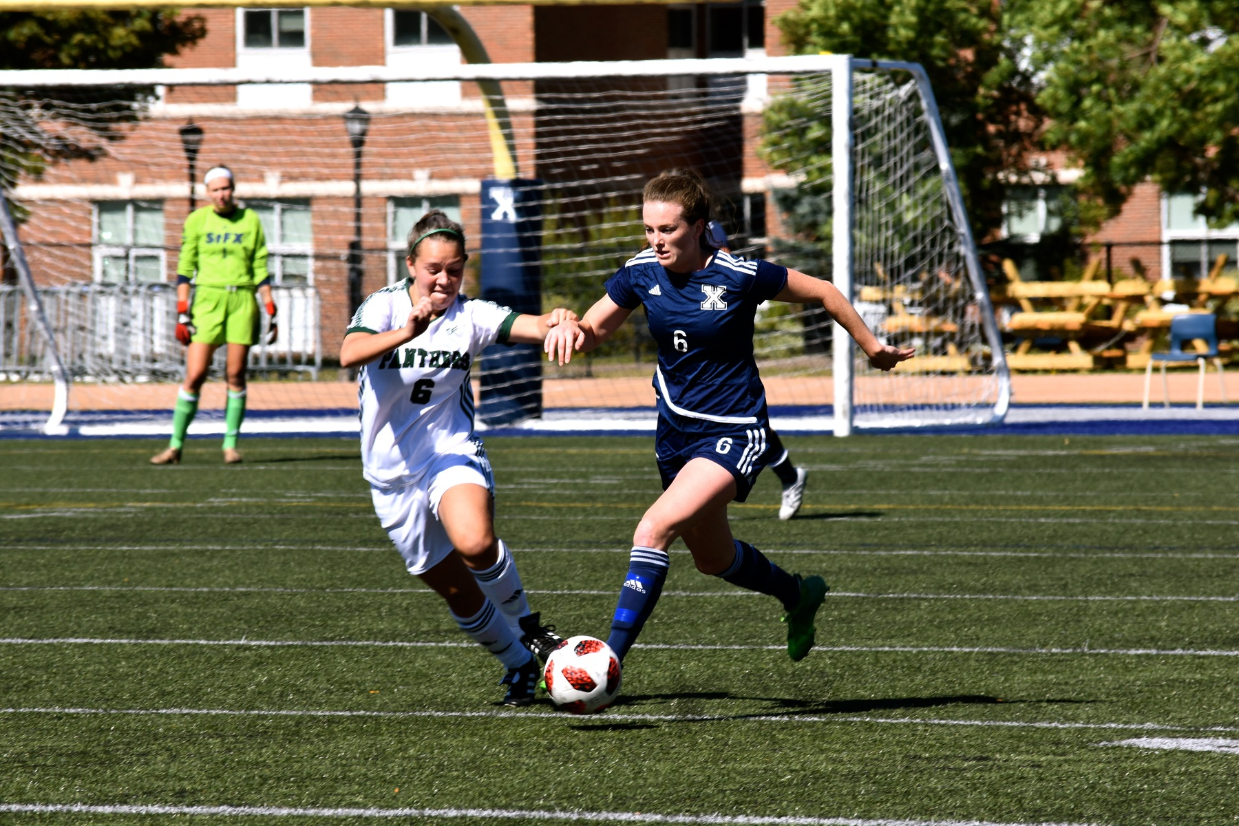 Panthers unable to solve X-Women in loss