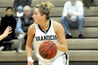Hot early shooting leads Brandeis women past Case, 65-56