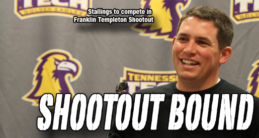 Stallings Sets Sights on Shootout
