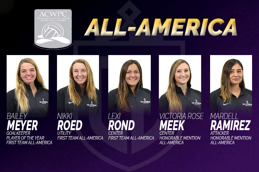 Five Regals Earn All-America; Meyer Tabbed Player of the Year, Rond Selected Coach of the Year