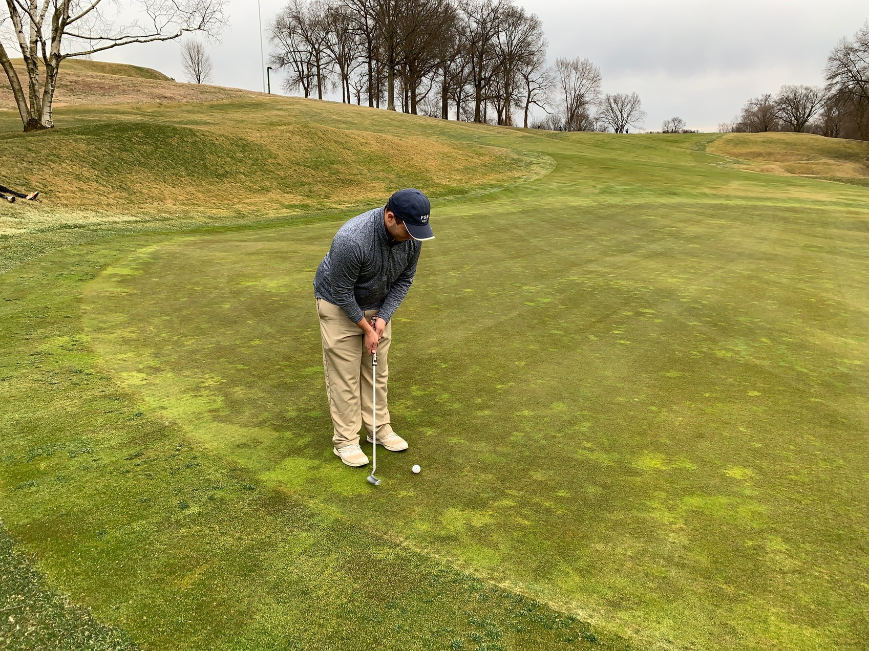 Behrend Men's Golf Competes at Carnegie Mellon
