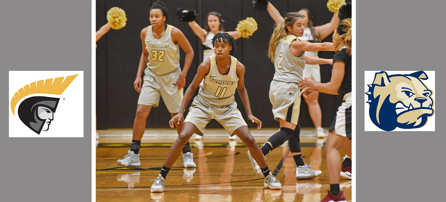 Women's Basketball Travels to SAC Foe Wingate on Wednesday