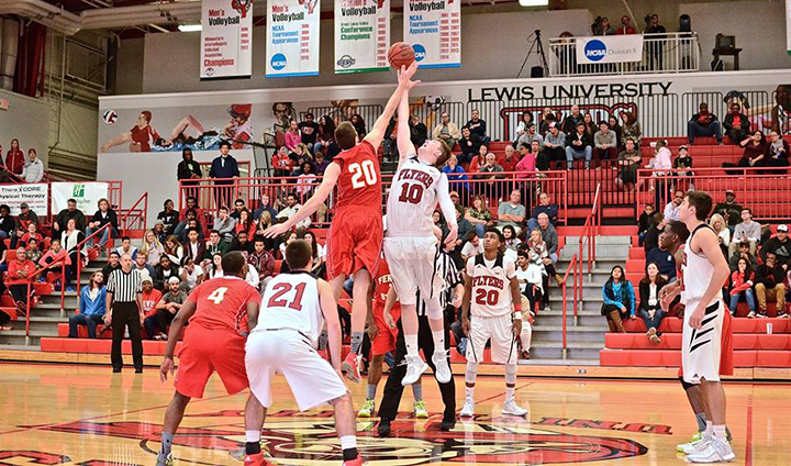 Buzzer-Beating Three Helps Lift Ferris State Men's Basketball To Overtime Road Victory