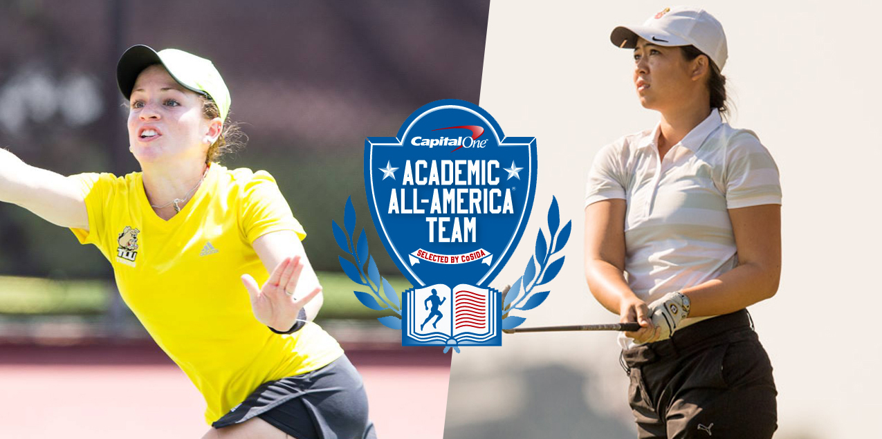 Texas Lutheran's Vega; Trinity's Lee Selected to CoSIDA Academic All-American Team