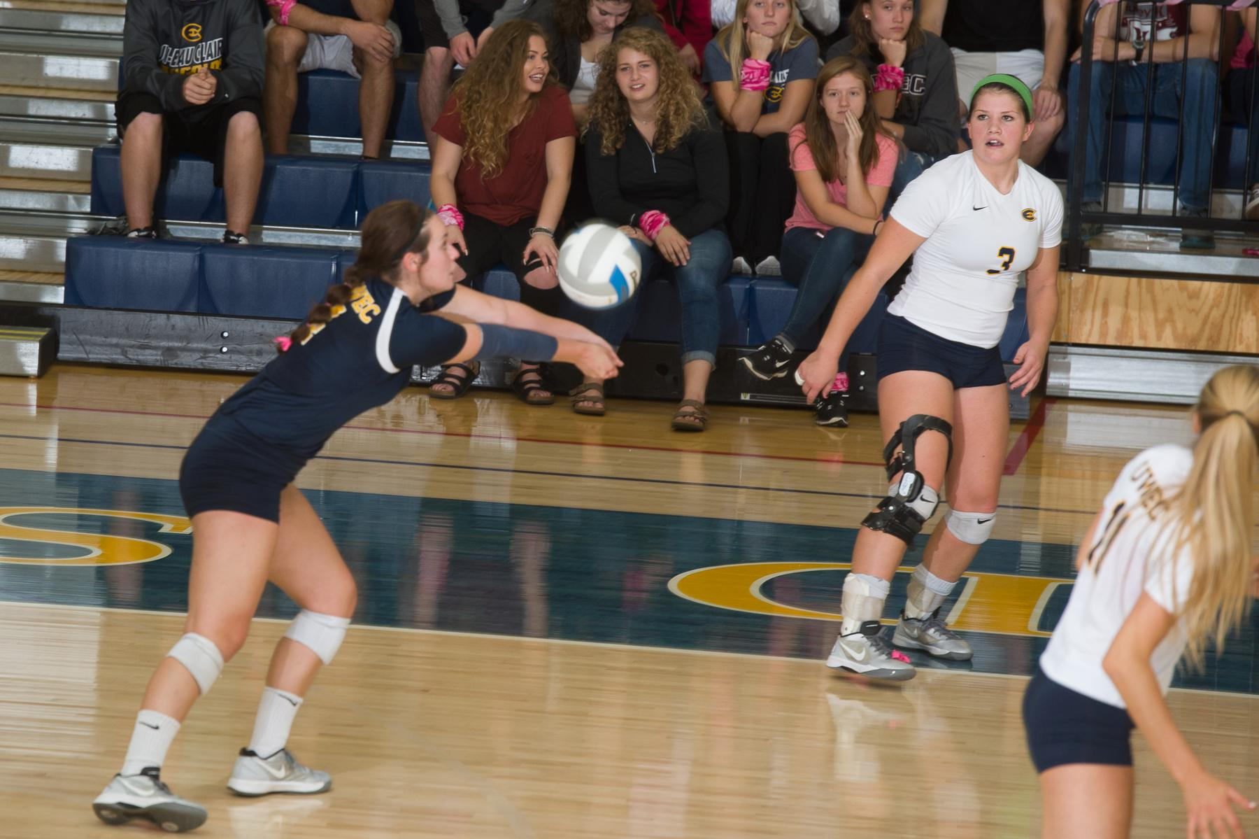 Blugolds Wrap Up Regular Season with Win