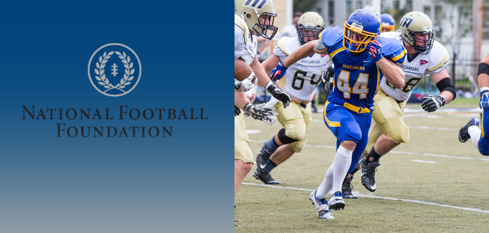 Bradley, Jr. Named to 2017 NFF Hampshire Honor Society