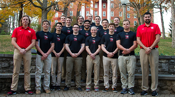 2016-17 Wittenberg Men's Swimming and Diving