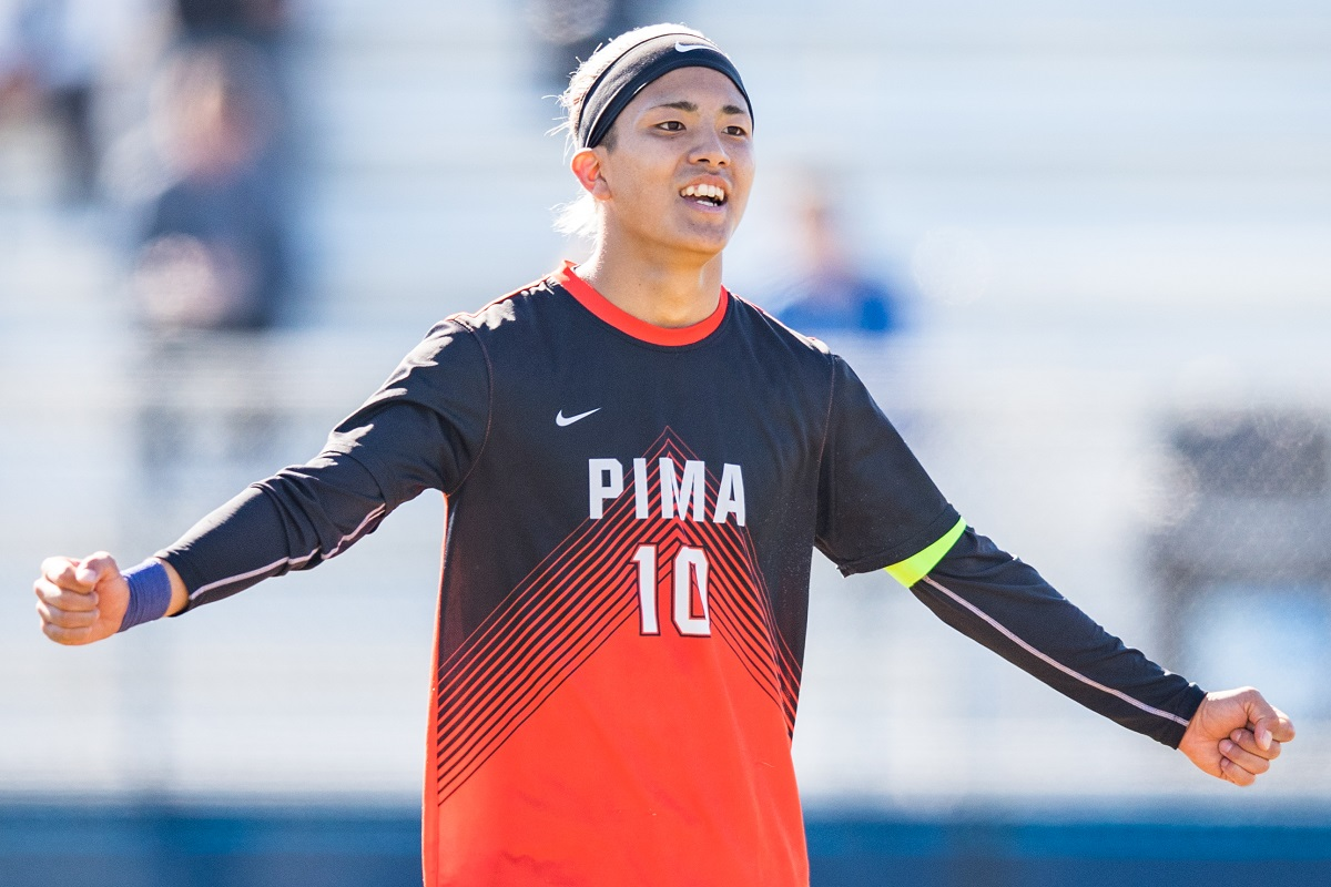Pima's Kametani Named NJCAA Player of the Year