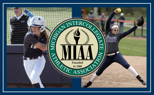 Robles and Ray Tabbed MIAA Athletes of the Week