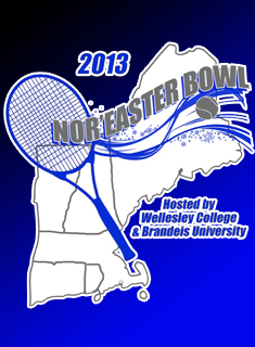 Wellesley Tennis Hosts the 2013 Nor'easter Bowl