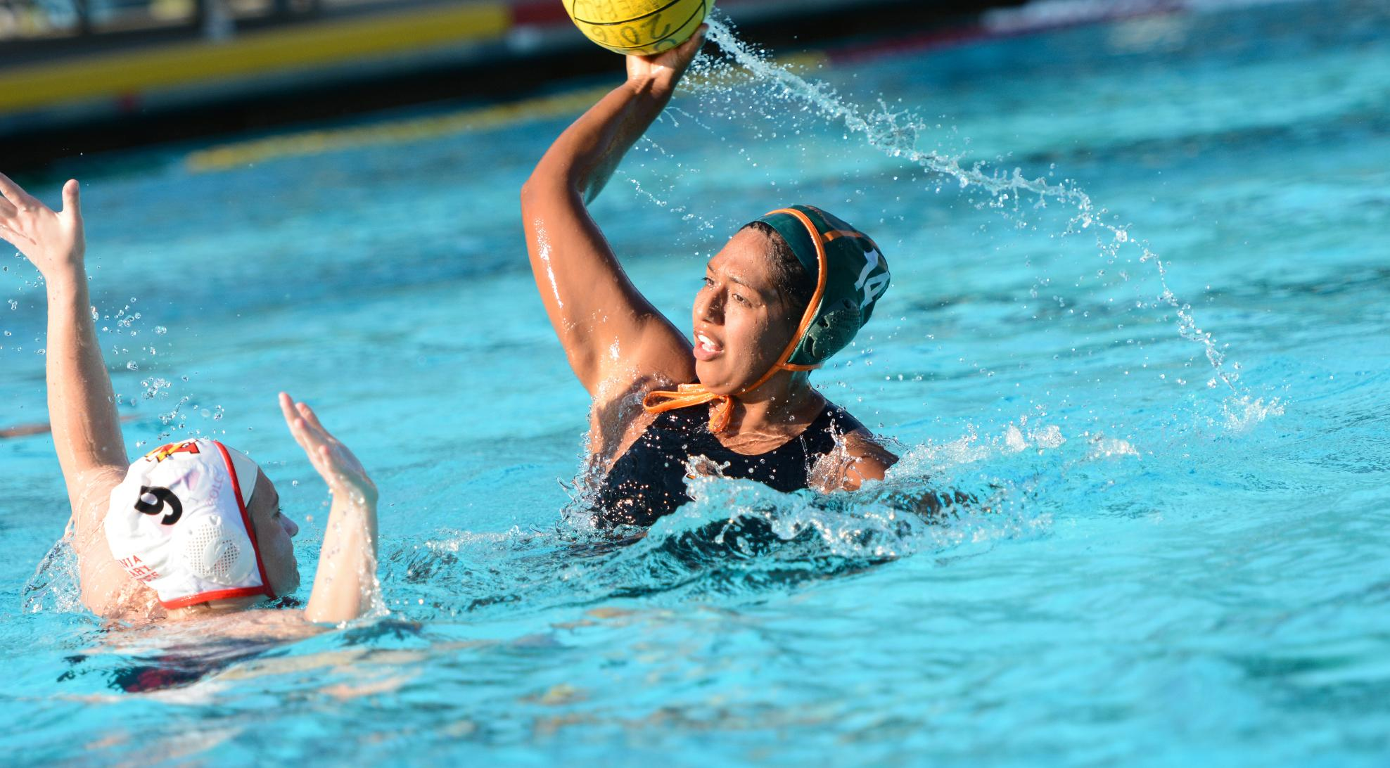 Women's Water Polo rolls at Oxy, wins seventh straight