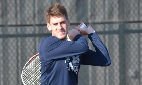 #17 Men's Tennis Defeats CNU and Penn State-Harrisburg on Friday