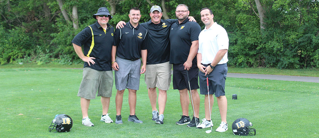 Football Alumni Golf Outing Slated For June 17