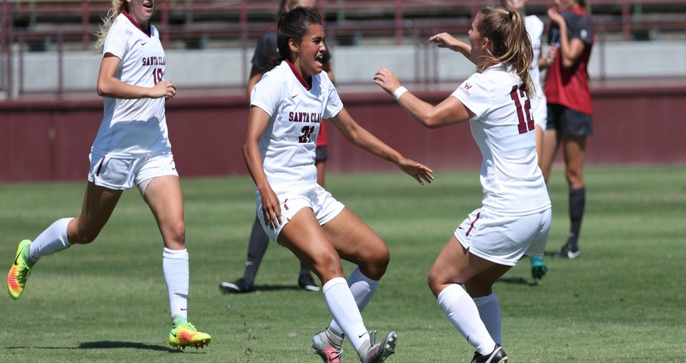 Women's Soccer Comes From Behind Against Washington State