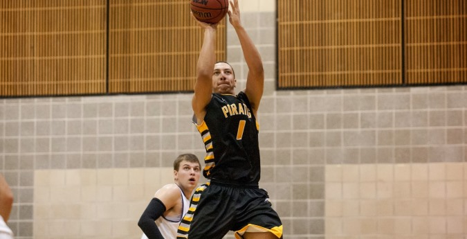 Pirates win SCAC thriller